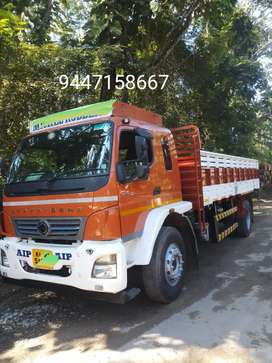 Bharath Benz 1617 year-2018 , genuine buyers can contact