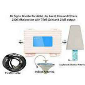 Lintratek Band 40  4G Mobile Signal Booster for home and office