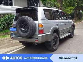 [OLX Autos] Toyota Prado 1997 3.0 A/T Diesel Silver #Arjuna Motor
