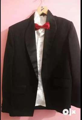 Black coat suit । Zeal company