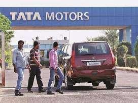 Offering full time job in Tata motors company