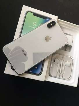 Warranty iPhone X 64 GB Road