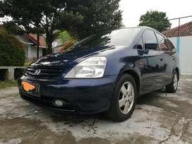 Honda Stream 2003 1.7MT Biru Metalik