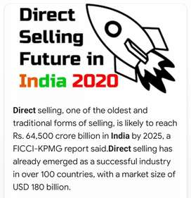Marketing with driect sale bissinuss as a team leader