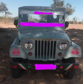 Mahindra Jeep 2000 Diesel 50000 Km Driven allmost good condition 4×4