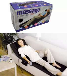MASSAGE BODY Massager Bed Mattress of 9 Motor and 9 Soothing Heat Ti
