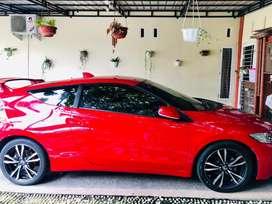 Mobil Honda CRZ Tahun 2013 Warna Merah