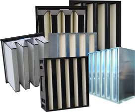 Pre Filters Bag Filters Hepa Filters Activated Carbon Filters