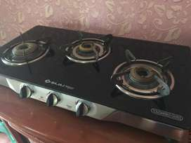 Gas Oven with 3 burner