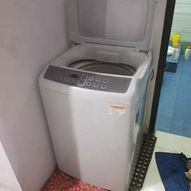 Jual mesin cuci karena pindah tidak rusak