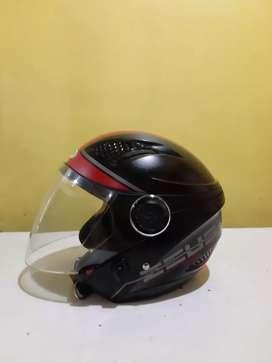 Helm halfface zeus 610