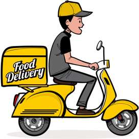 Delivery boy's joining immediately salary with incentive freshers also