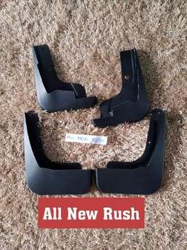 Minggu buka Vm36 kepet roda all new Rush Terios Hitam plastik oke