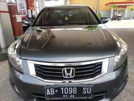 Accord VTI-L 2008