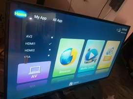"DIWALI SALE SHURU . 24"" NEW LED TV 5100 ONLY 2 YEAR WARRENTY"