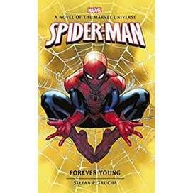 Novel Spider-Man: Forever Young