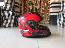 Helm nolan N64 carlos checa carera size L