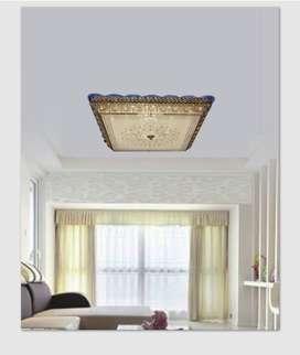 Lampu plavon led dekorasi ruang tamu 306-1/50 ID43