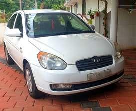 Hyundai Verna Fluidic 1.6 VTVT SX, 2008, Petrol