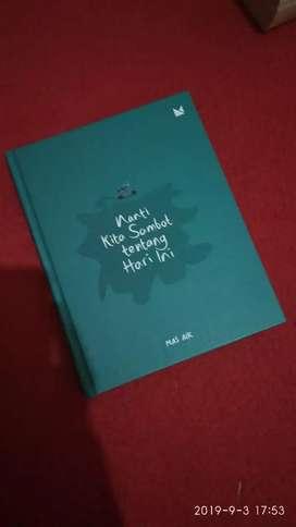 """Preloved Buku """"Nanti Kita Sambat Tenang Hari Ini"""""""