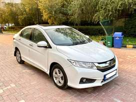 Honda City 2015-2017 i DTec VX Option, 2014, Diesel