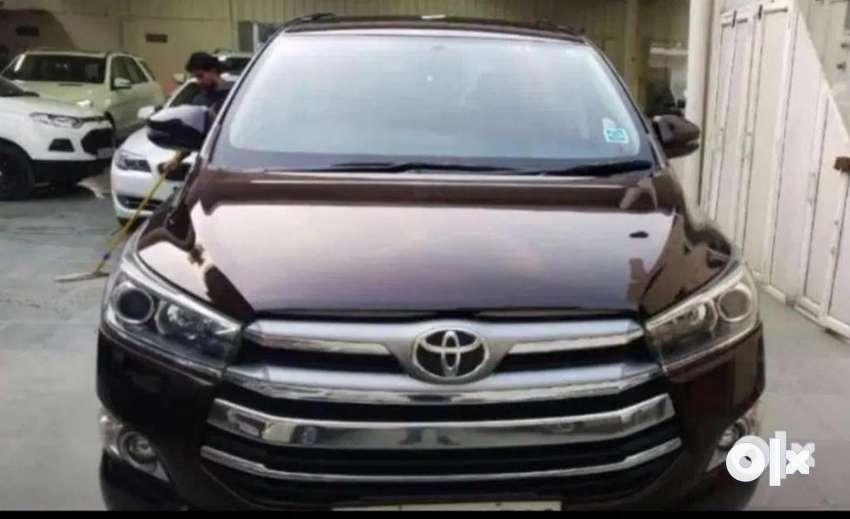 Toyota INNOVA CRYSTA 2.4 V, 2017, Diesel 0