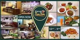 Dicari chef chinese & indonesian food halal, laki2