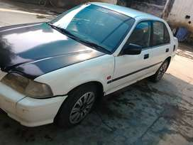 Honda city 1999 white