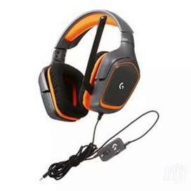 G231 Real Gaming Headset Logitech