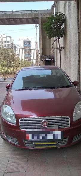 Fiat Linea 2009 CNG & Hybrids 75000 Km Driven