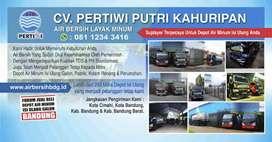 Air Bersih Air Minum Depot Isi ulang Cimahi Bandung Raya