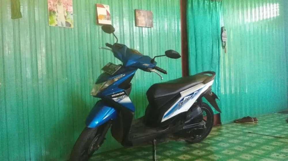 jual motor beat tahun 2013