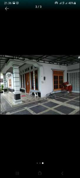 Rumah  2 lantai dijln Tanah Merah Demang LD Lt : 300/m2 Harga : 2,5 M