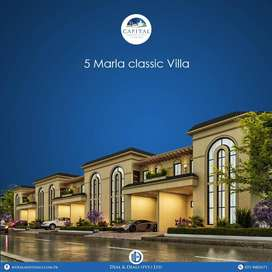 Book Your Smart Villa In Pakistan First Smart City...Booking for 10%