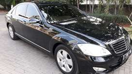 S350 Black On Beige 2007