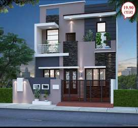 3 BHK Just 19.90 Lakhs with Bank Finance