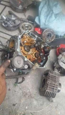 montir/bengkel motor panggilan