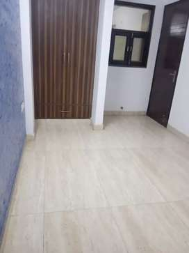 3 bhk flat with 2 washroom. Modular kitchen