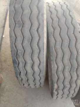 Like new MRF 6-50-16 nylon dhaggy wale bedagh jora