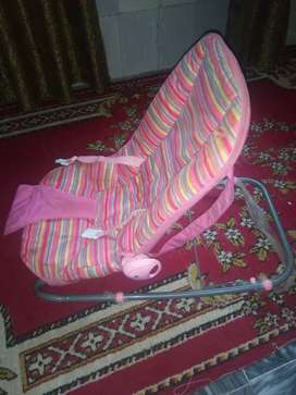 Kids cot for baby, baby can sleep @sit easily