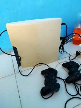 Di jual PS 3 HDD 320GB no minus kelengkapan Stick 2 harga 1,3jt nego