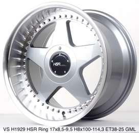 Velg Mobil Vios VS H1929 HSR R 17X85,95 H 8X100-114,3 ET38,25 GML
