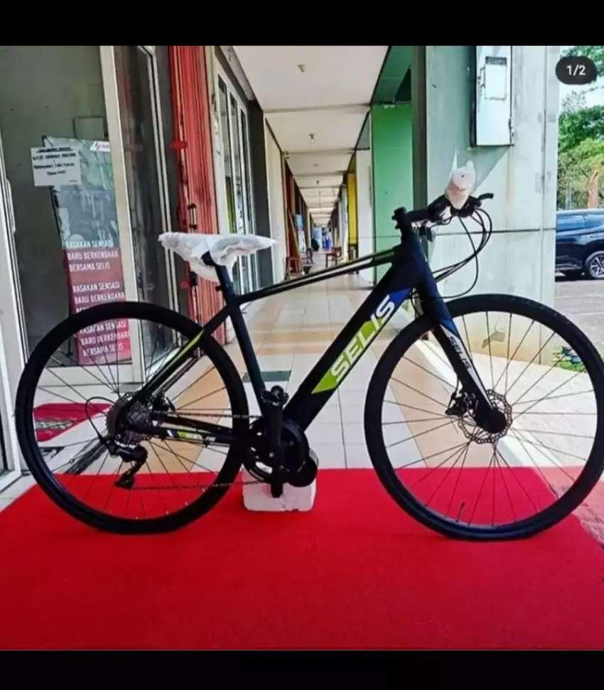 Sepeda listrik selis 0
