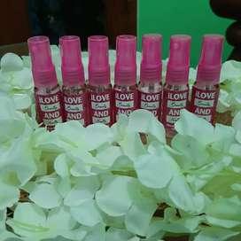 iLOVE Beauty & Healty spray wajah