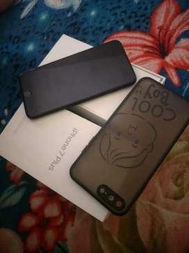 Iphone 7 plus 256gb mulus
