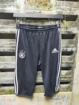 Original Adidas Men's Germany DFB 3/4 Training Pants size L