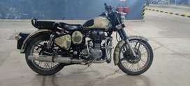 Royal Enfield Bullet Classic 500cc in excellent condition