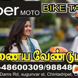 Uber Moto free attachment office