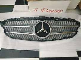 Grill Original Part Number Mercedes Benz W205