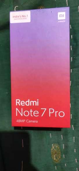 Radmi Note 7 Pro 6 128